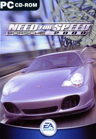 Preisvergleich Produktbild Need for Speed Porsche 2000 (engl.)