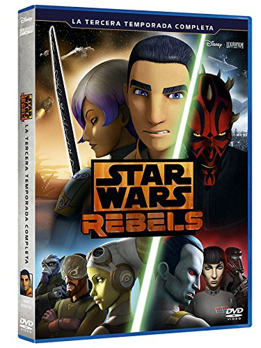 Star Wars Rebels - Temporada 3 [DVD]