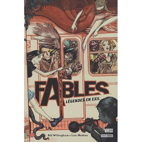 Best Of - Fables, Tome 1 : Légendes en exil