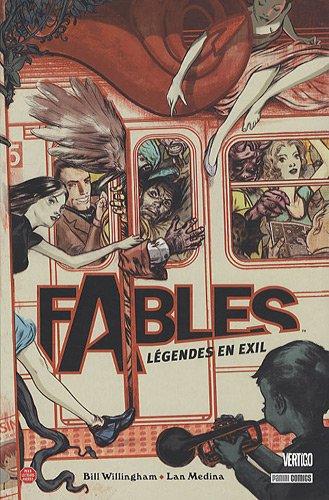 Best Of - Fables, Tome 1 : Légendes en exil
