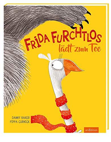 Frida Furchtlos lädt zum Tee -