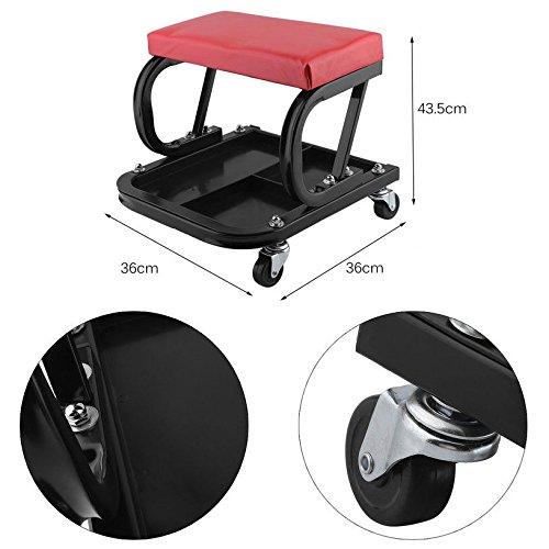 Generic. Reeper Troll mécanique rembourré Creeper Anics P de voiture van par TR Garage Cadeau de chaise à roulettes assise E G Outil d'atelier Tabouret Atelier.