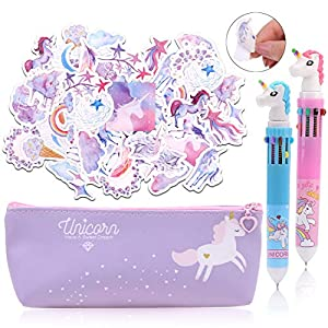 Howaf Unicornio Estuche Lápices Set