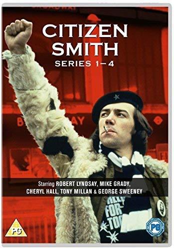 Citizen Smith: Series 1-4 [DVD]
