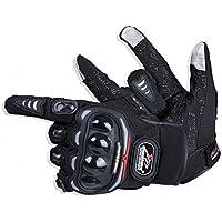madbike Touchscreen der Motorrad Sommer Handschuhe Mesh atmungsaktiv