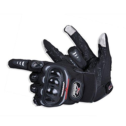 Madbike Sommer Motorrad Handschuhe Touch (L)
