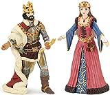 Papo König Ivan 39047 mit Königin 39048 2er Figuren-Set