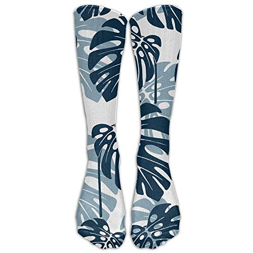 nnmaw Over The Calf Tube Ankle Socks Knee Length Moose & Bear Sock Sport Legs/Boots Knee High Mid-Calf 50cm