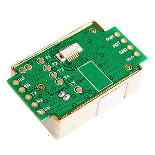 NEWTRY MH-Z19 Infrarot-Kohlendioxid-Sensor-Modul für CO2-Erkennung -