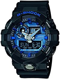 Casio G-Shock – Herren-Armbanduhr mit Analog/Digital-Display und Resin-Armband – GA-710-1A2ER
