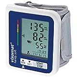 visomat handy soft - Handgelenk Blutdruckmessgerät einfach, mobil und sanft Blutdruck messen