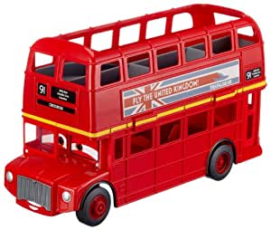 Disney Pixar Cars 2 - Double Decker Bus Carry Case
