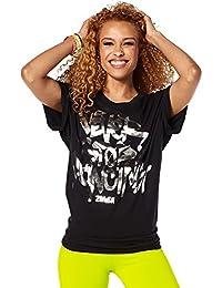 Zumba Fitness Never Stop Dancing T-Shirt Femme