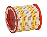 Natal Ganza Small Yellow Band Red Ends Percussion