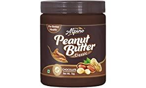 Alpino Chocolate Peanut Butter, 1kg