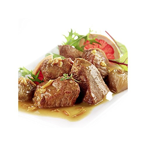 Le Gourmet Pro - Médaillon De Porc À L'Échalote & Orange Sanguine - Pour 1 Personne
