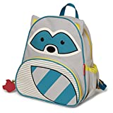 Best Skip Hop Backpacks For Toddlers - Skip Hop Zoo Little Kid Backpack Raccoon Review