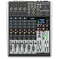 Behringer XENYX X1204USB mezclador para directo x