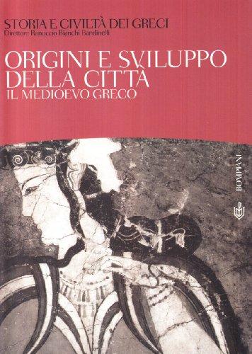 Storia e civilt dei greci