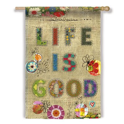 life-is-good-patchwork-burlap-house-flag