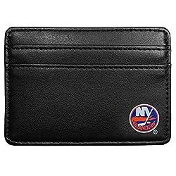 NHL New York Islanders Weekend Wallet, Black