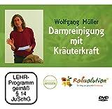 Darmreinigung mit Kräuterkraft, Wolfgang Müller, DVD