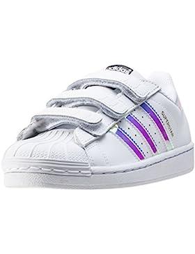 Adidas Superstar CF C, Zapatillas de Deporte Unisex niños
