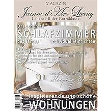 Jeanne d`Arc Living Magazin 09 September 2017, Zeitschrift