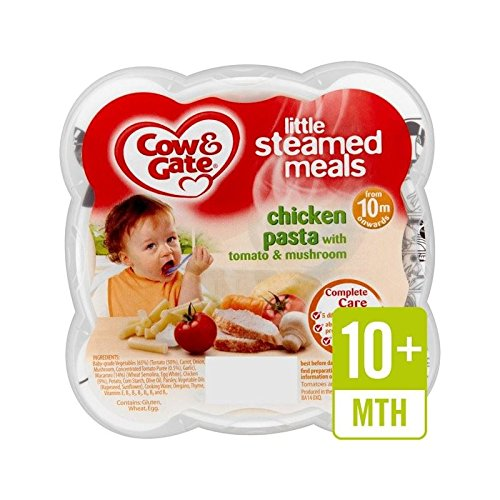 Cow & Gate Creamy Chicken Pasta with Tomato & Mushroom 230g - Pack of 6
