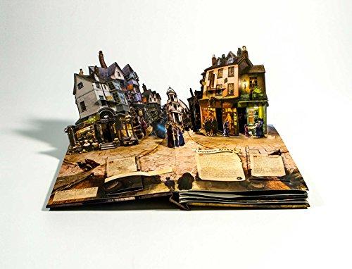 51EMkTdRayL - Harry Potter. A Pop-Up Book