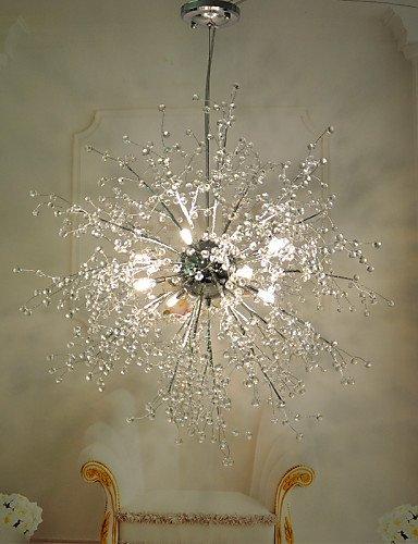 gxs-moooi-style-firework-led-pendant-lights-stainless-steel-gdns-dandelion-white-220-240v