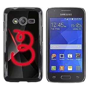 Paccase / Tasche Schutzhülle Case Cover Hülle Für - 3 - Samsung Galaxy Ace 4 G313 SM-G313F