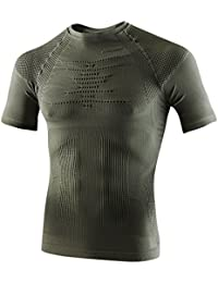 X-BIONIC T-shirt Sous-vêtements Hunting Light UW SH _ SL, Homme, X-BIONIC HUNTING LIGHT MAN UW SHIRT SH_SL.