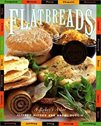 Flatbreads & Flavors by Jeffrey Alford (1995-03-20)