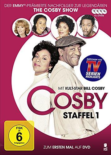 Cosby - Die komplette Staffel 1 [4 DVDs] (Air Show 2015)