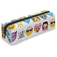 Smiley Emoticon Federtasche ungefüllt Federmäppchen Federmappe Mäppchen