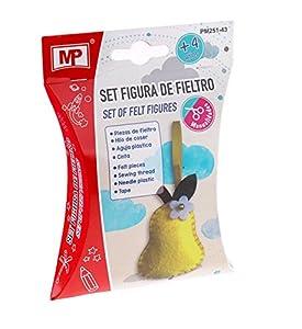 MP Set Figura de Fieltro pera PM251-43