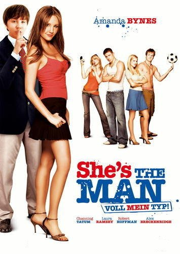 She's the Man - Voll mein Typ [dt./OV] - Hot-viola