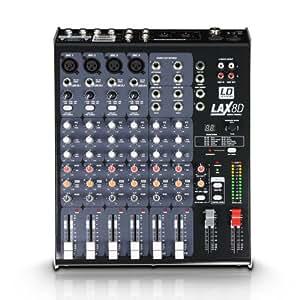 Tables de mixage LD SYSTEMS LD LAX 8 D Analogiques