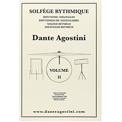 Agostini : solfege rythmique 2