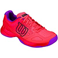 Wilson Kaos Comp Jr, Zapatillas de Tenis Unisex para Niños