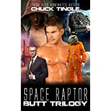Space Raptor Butt Trilogy (English Edition)