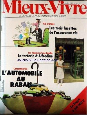 MIEUX VIVRE [No 14] du 01/04/1980