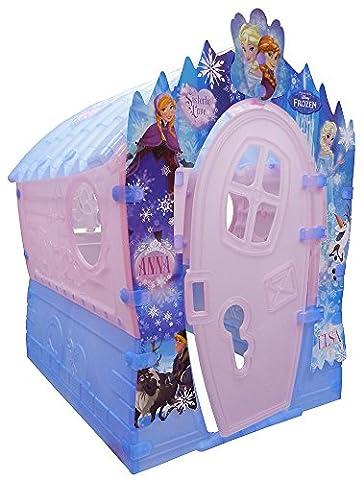 Palplay - 0716041 - Maisonnette La Reine Des Neiges - Multicolore