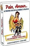 Coffret 3 DVD Pain, amour,... : pain, amour et fantaisie - pain, amour, et jalousie - pain, amour, ainsi soit-il