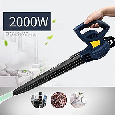 Gebläse 2000W Zum Reparieren Und Reinigen Von Computern Und Autos, Aufräumen Von Schnee Oder Laub
