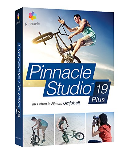 Corel Pinnacle Studio Plus v19/DE CD W32