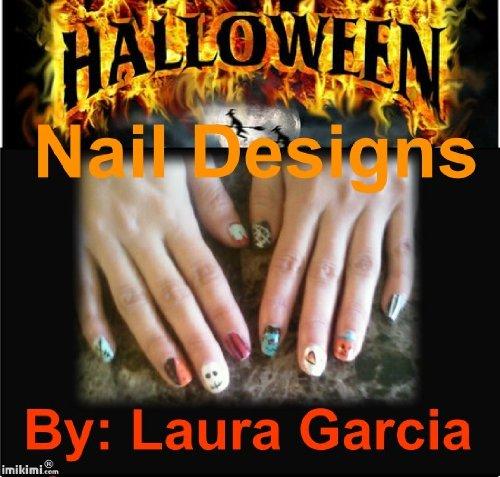 Halloween Nail Designs (English Edition)