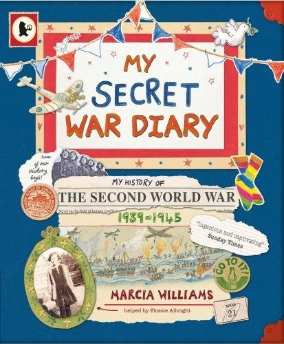 My Secret War Diary, by Flossie Albright