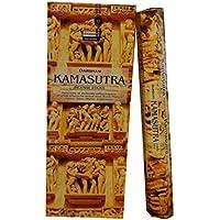 Räucherstäbchen Kama Sutra 120 Sticks Kamasutra Duft 6 Schachteln Wohnaccessoire Raumduft Deko preisvergleich bei billige-tabletten.eu